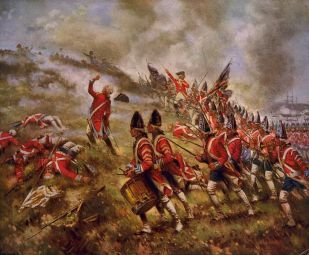 Battle_of_bunker_hill_by_percy_moran
