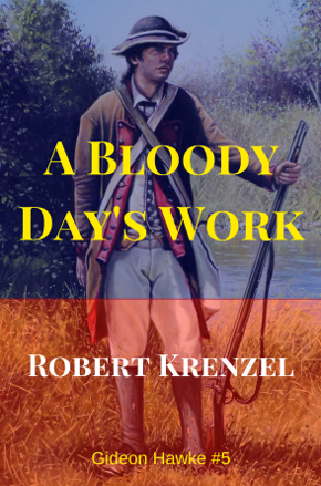 A Bloody Day's Work front cover Small