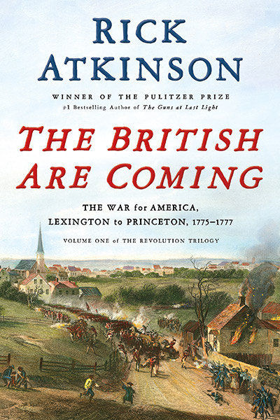 the-british-are-coming